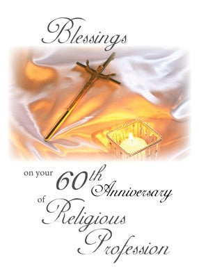 4357 60th Anniversary Religious Profession