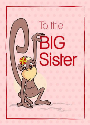 4343 Big Sister, Congratulations, Monkey