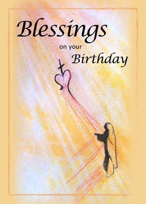 3863 Mother Teresa Birthday Card