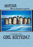 4093 Brother Birthday, Penguin, Group