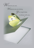 2671 Butterfly Sympathy, Miscarriage