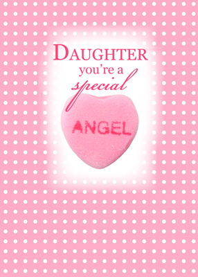 3547 Daughter Valentine Angel