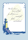 3483 Father's Day Lighthouse