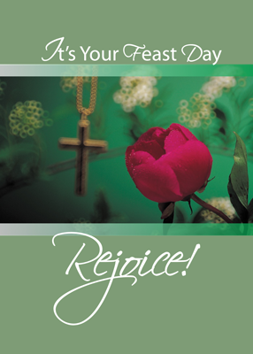 2686 Feast Day Rejoice