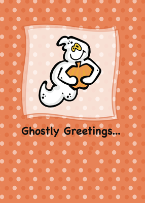 2804 Ghostly Greetings