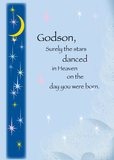 3290 Godson Stars in Heaven, Birthday