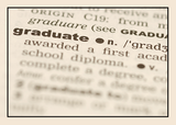 3700 Graduate Dictionary Term