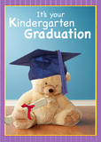 3734 Kindergarten Graduation Teddy
