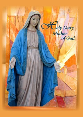 4144 Mary, Mother of God