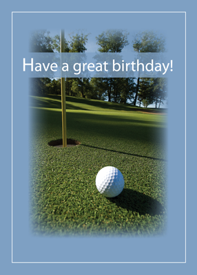 2727 Golf Photo Birthday
