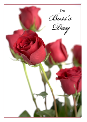 2756 Red Roses Boss's Day