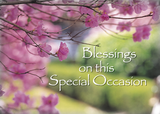 3765 Blessings Religious Special Occasion