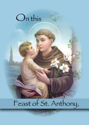 4140 Feast of St. Anthony, Blue