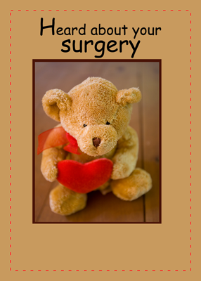 3647 Teddy Bear Surgery