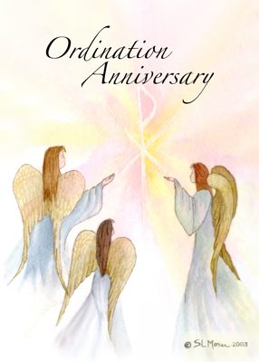 3849 Three Angels Anniversary of Ordination