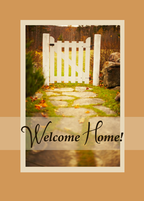 3760 Welcome Home Gate