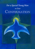 4051 Young Man Confirmation, Blue Spirit