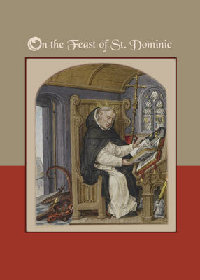 52194 Feast of St. Dominic