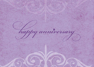 51953 Anniversary Celebration Lavender