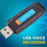 SmartRecorder™ - Mini Grabadora USB