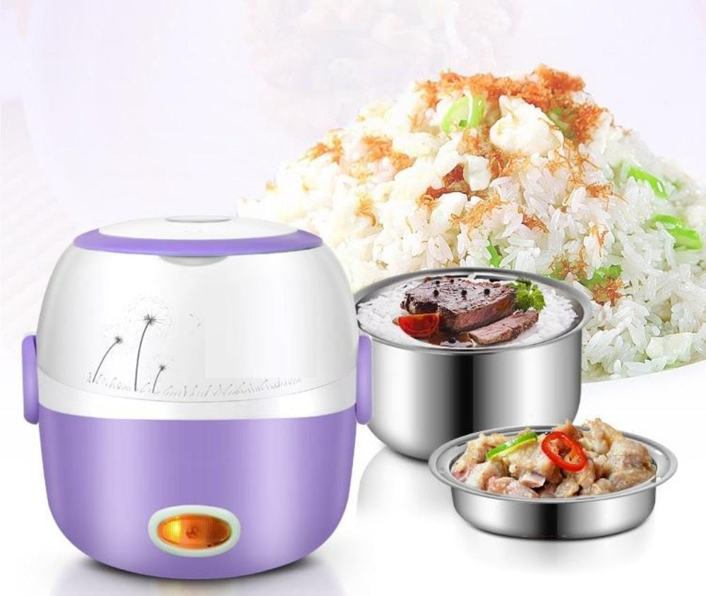 Mini Arrocera Eléctrica Portatil - Rice Cooker