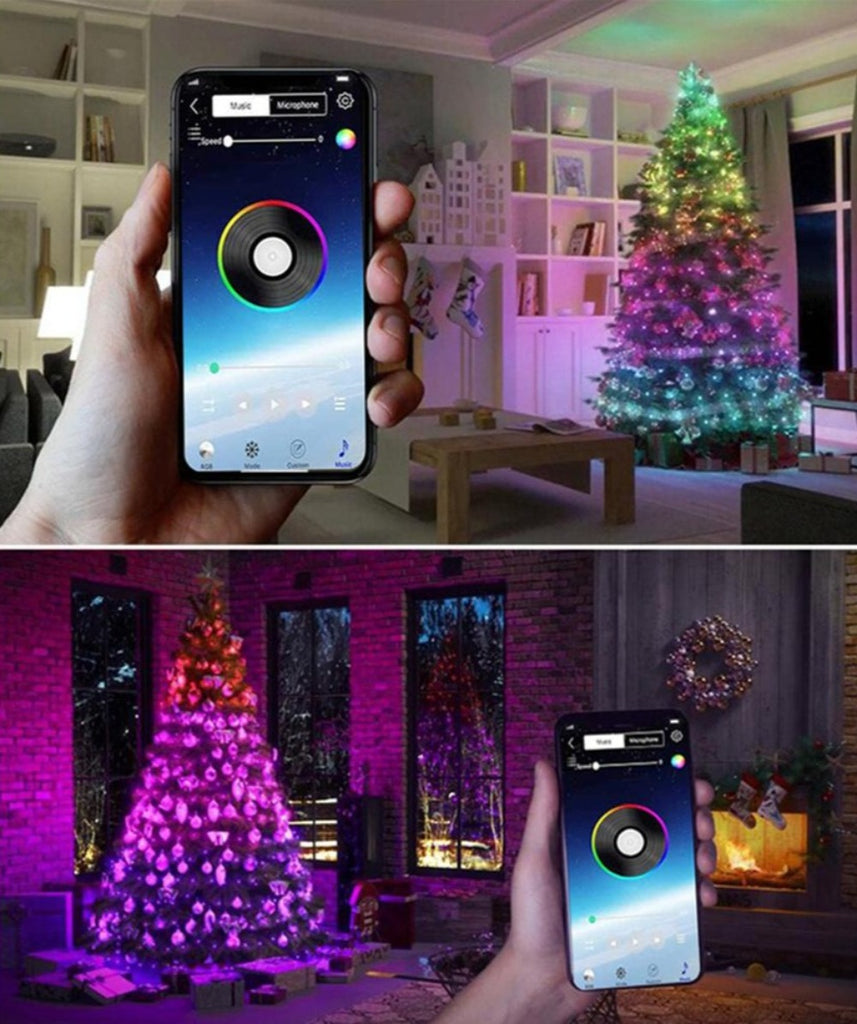 Luces de Navidad Bluetooth - Tree Light