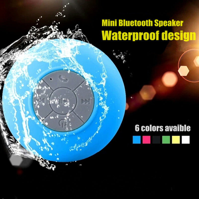 Mini Altavoz Waterproof