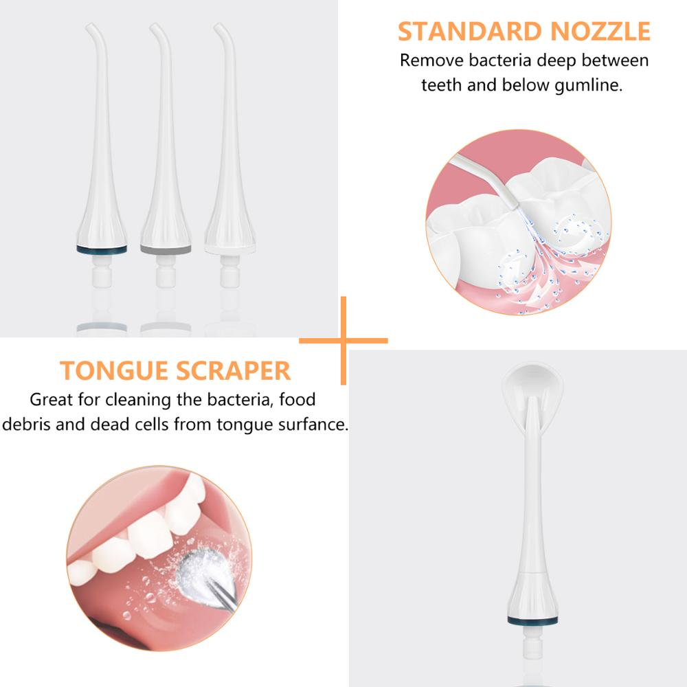 Irrigador Dental Inalámbrico - Oral Irrigator