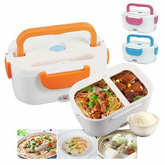 Fiambrera Térmica  Eléctrica – Thermal Lunch Box