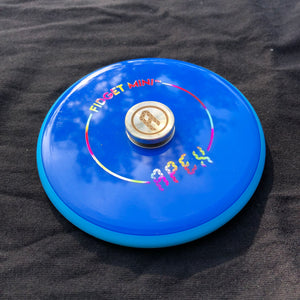 disc golf fidget mini spinner apex pdga