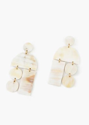 Natural Mobile Earrings