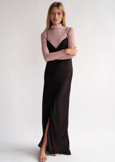 Smoke & Mirrors Maxi Dress