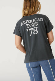 Bob Dylan Live In Concert Tour Tee