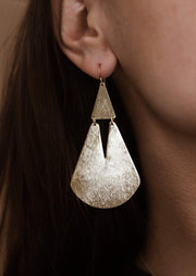 Brae Hinged Earrings