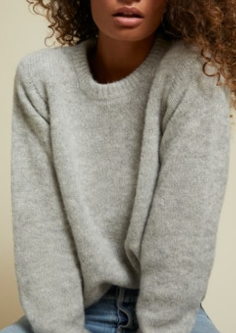 Megan Cloud Knit Sweater