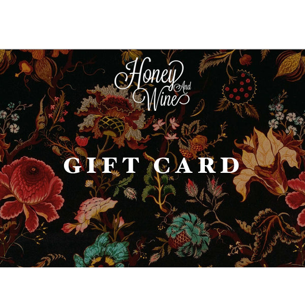 Honey & Wine Gift Card