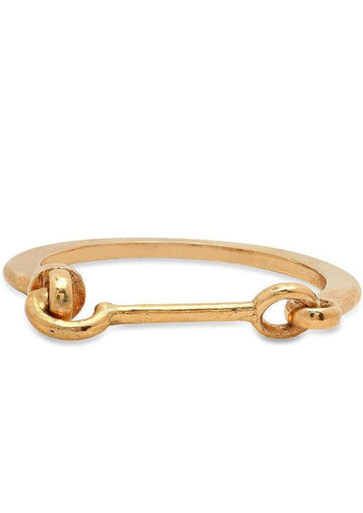 Latch Cuff - Bronze