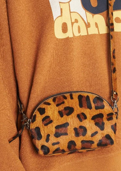 Mini Roar Crossbody Bag