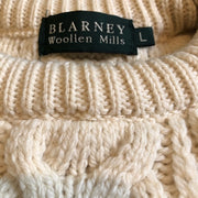 Wool Fisherman Vintage Sweater