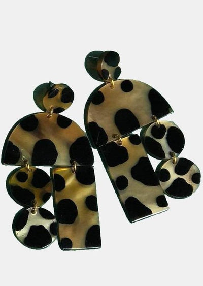 Safari Mobile Earrings