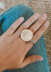Sanya Statement Ring