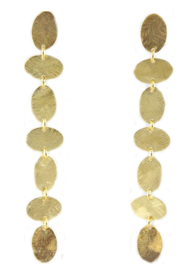 Tulane Cascading Earrings