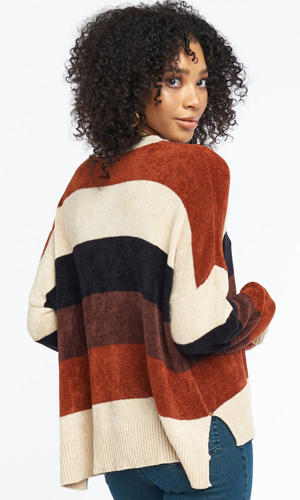 Jesse Colorblock Sweater