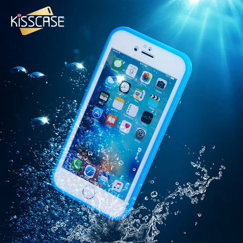 Ultra Thin Waterproof Case for iPhone