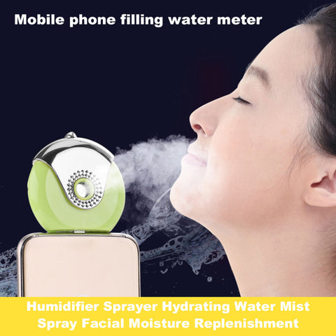 USB Charging Portable Water Sprayer Facial Care - fitnessbeststore