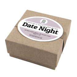 Date Night Ideas Box for Parents & Kids - Bailey&Rufus