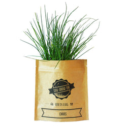 Herb in a Bag - Chives - Bailey&Rufus