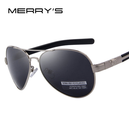 MERRY'S Men's Polarized Designer Sunglasses