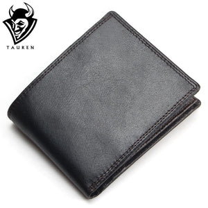 TAUREN Men's Leather Wallet