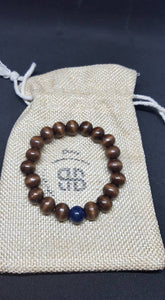 Dark Blue Bead